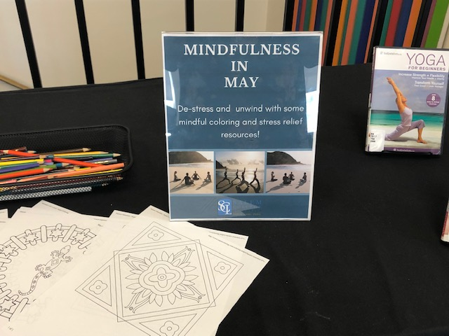 Mindfulness in May