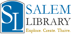 Salem Library - Explore Create Thrive