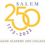 salem 250th logo 1722-2022